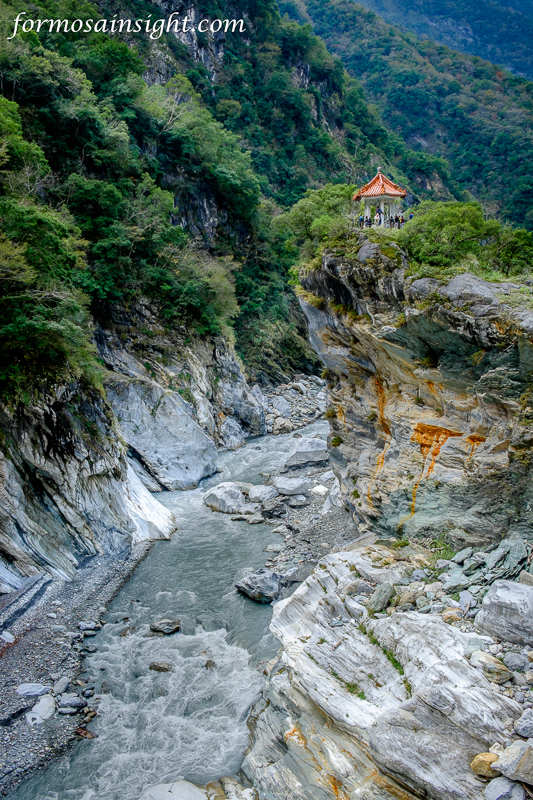 Tsz-mu bridge area, Taroko Gorge, Hualien County, Eastern Taiwan