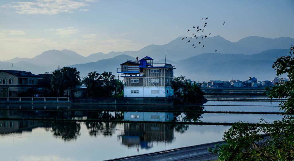 Pigeon Loft, Dungshan River, Yilan County, Eastern Taiwan